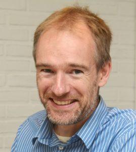 David Arnholm, nyhedsredaktør på Lolland-Falsters Folketidende