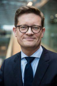Strategi- og kommunikationsdirektør Jakob Bøss / Foto: Ørsted