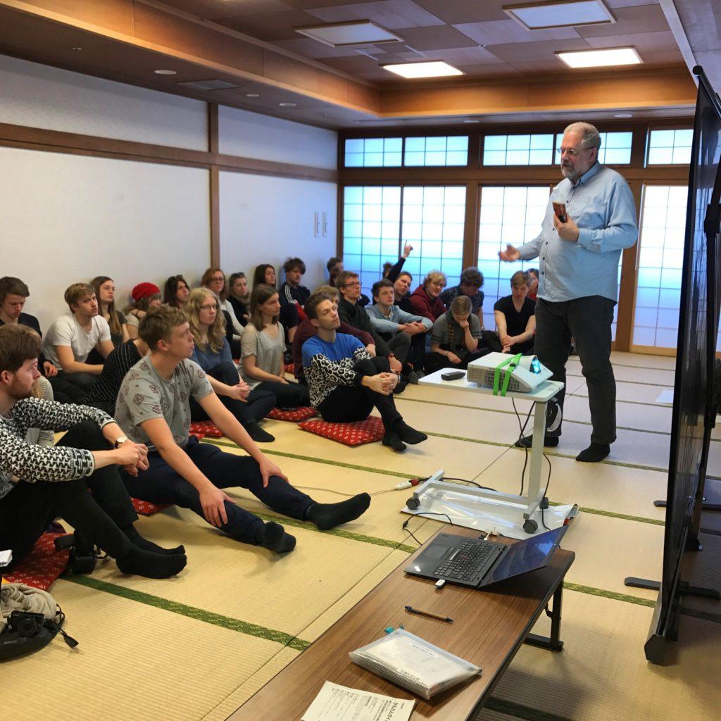 Journalist, forfatter, foredragsholder, studieturs-arrangør og rejseleder Asger Røjle Christensen / Foto: Privat