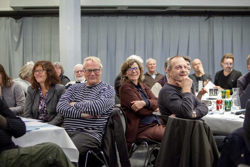 Generalforsamling 2018 / Foto: Anette Sønderby Madsen