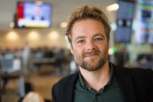 Ph.d. i mediesociologi, cand.scient.pol. og journalist Søren Schultz Jørgensen / Foto: Privat