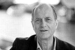 Cand.phil og medieretoriker ved DR, Knud Lindholm Lau / Foto: Privat