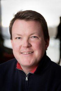 Chefforsker på DJMX, Jakob Linaa Jensen, Foto: Christoffer Regild
