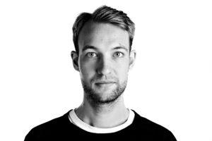 Redaktør for nyhedsbreve og sociale medier på Politiken Alexander Sjöberg, Foto: Miriam Dalsgaard
