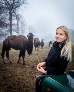 Kommunikationschef Miriam Hindsgaul. Foto: Ingrid Riis