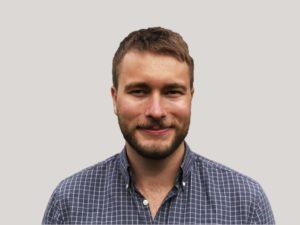 Journalist og snarlig kandidat i Digital Innovation & Management Emil Sunesen, Foto: Marie Sjødin Græsholm