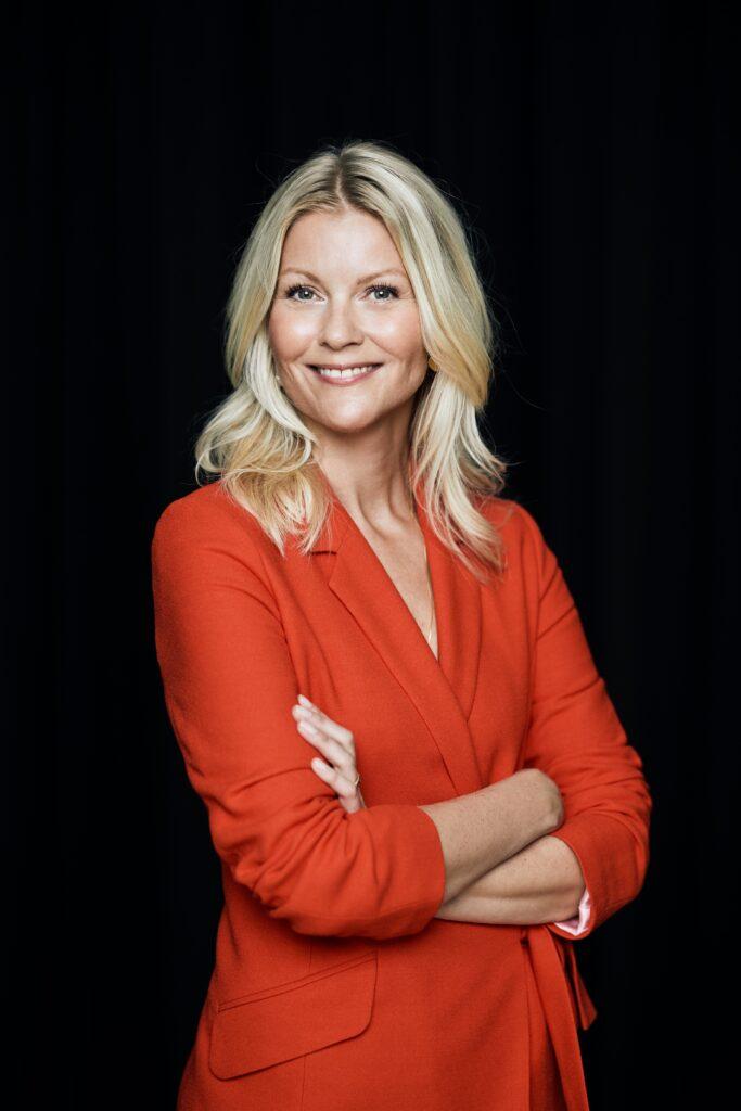 Journalist og forfatter Anne Mette Kirk, foto: Kim Vadskær