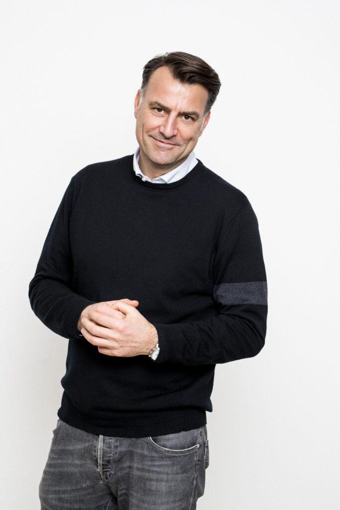 Mikael Kamber, journalist og nyhedsvært på TV2 / Fotograf: Kim Vadskær