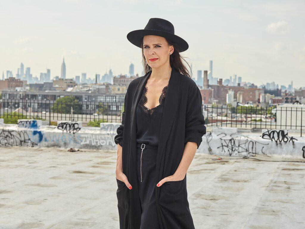 Journalist og forfatter Sara Maria Glanowski. Foto: Nico Iliev