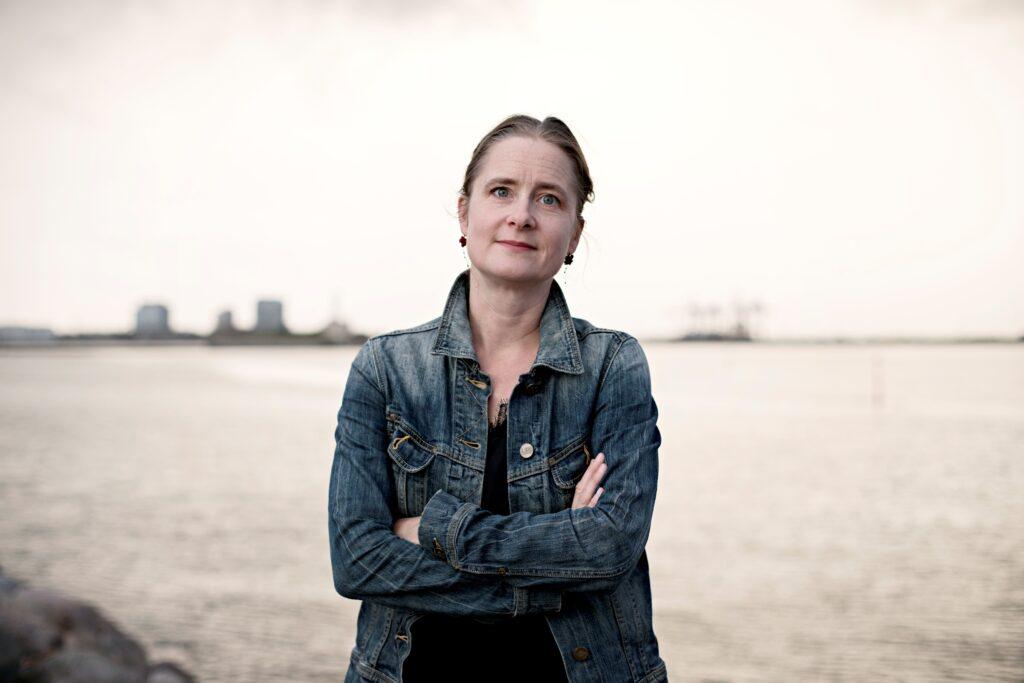 Line Vaaben, featurejournalist ved Dagbladet Information / Fotograf: Sille Veilmark