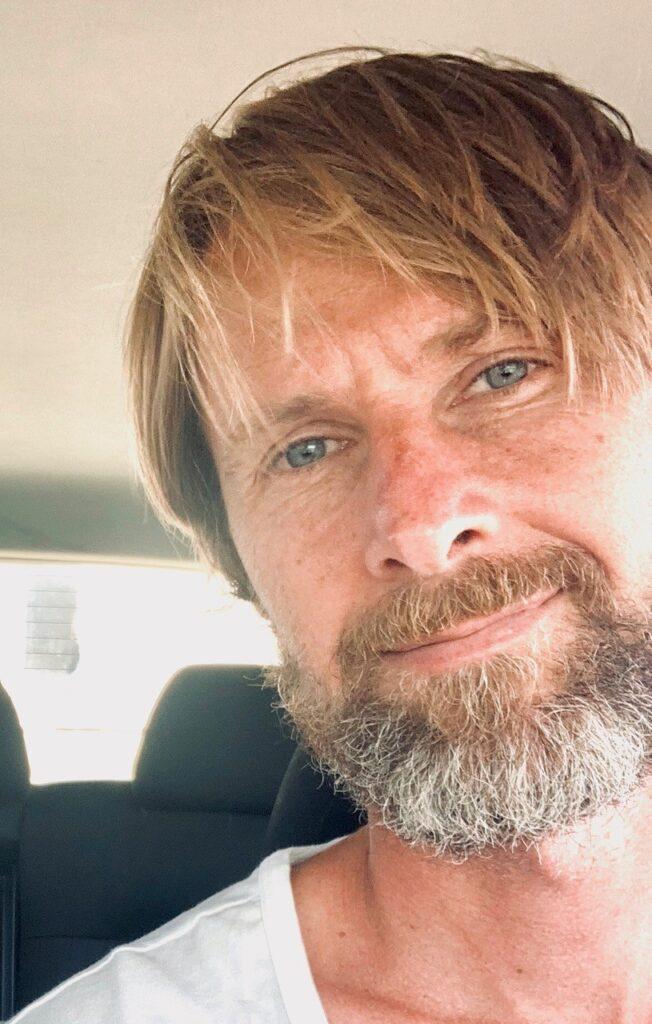 Journalist og instruktør Nils Giversen, Foto: Anja Bo