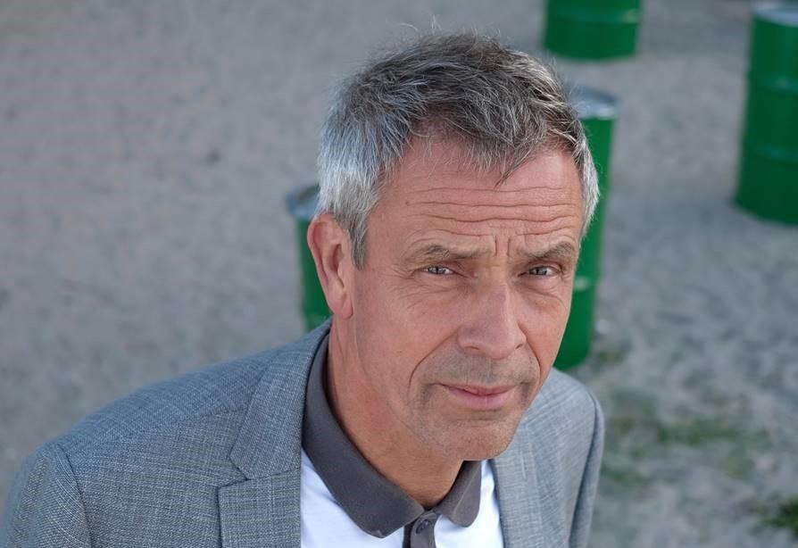 Hovedtillidsrepræsentant på TV2 Danmark, Lennart Sten. Foto: Privat.