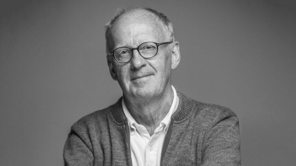 Mode-, portræt- og kunstfotograf og tidligere formand for Reklamefotografforeningen Vagn-Ebbe Kier. Foto: Mark Trustrup.
