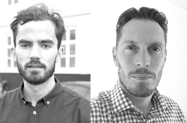 Mikkel Andreas Beck og Anton Willemann / Foto: Privat