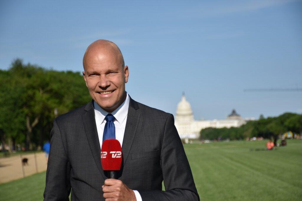Journalist Jesper Steinmetz / Foto: Privat